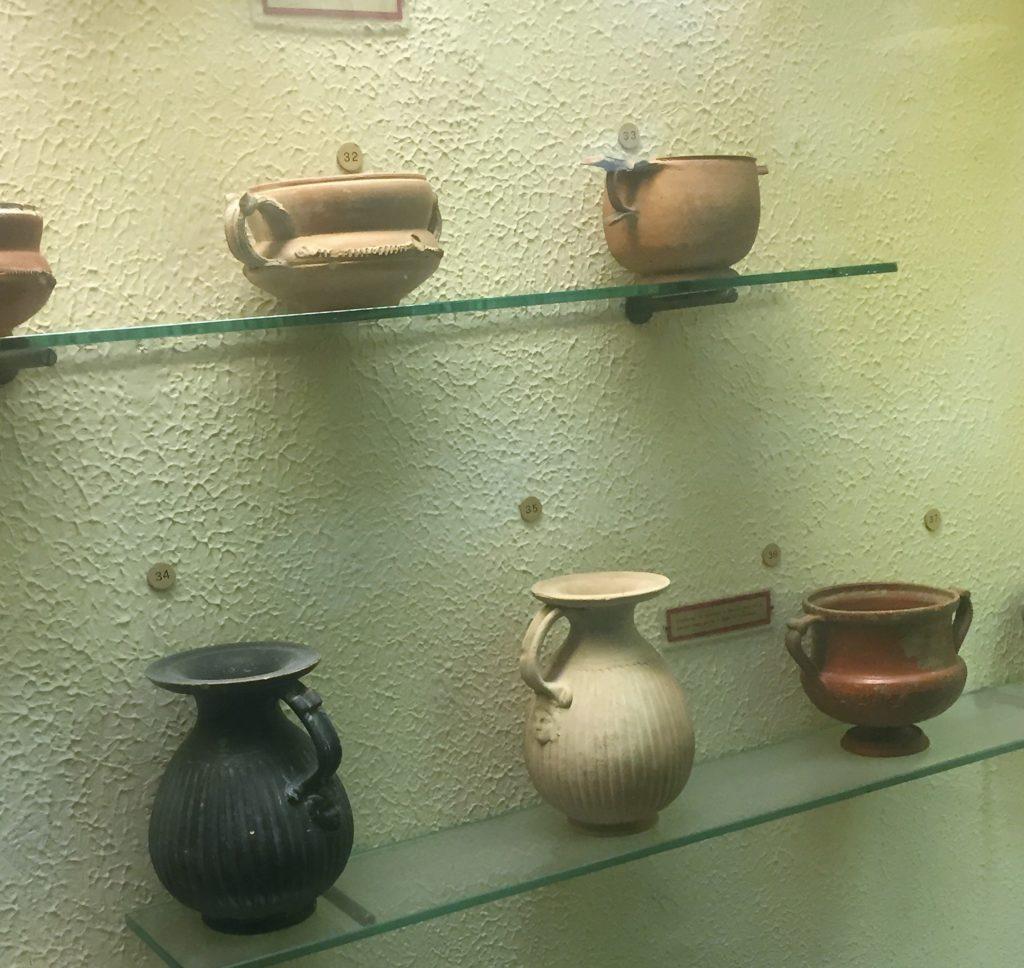 Volterra Etruscan treasures