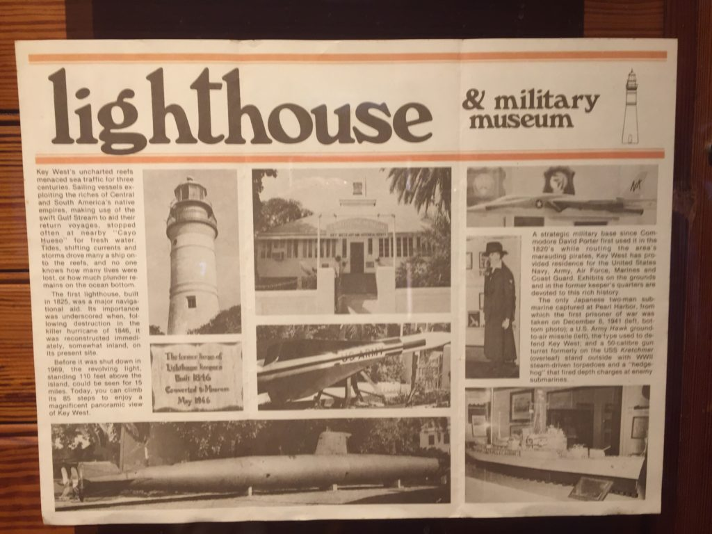 Lighthouse Museum Archive