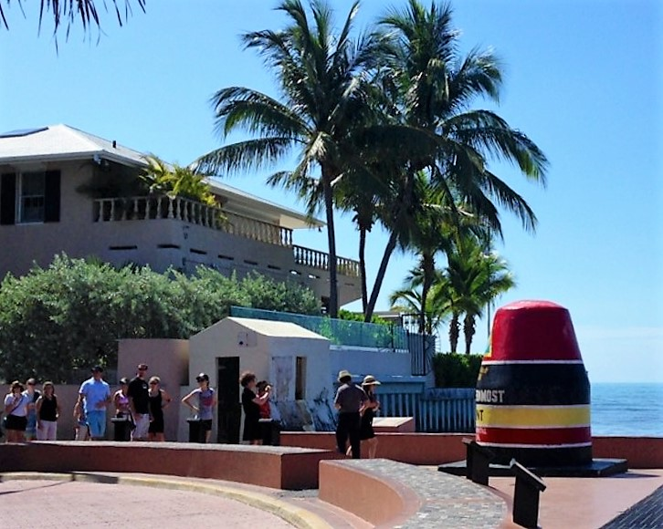 Key West southernmost