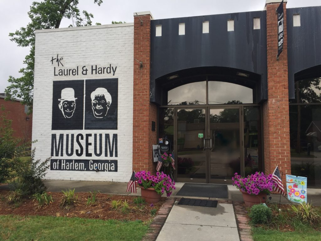 Visit the Laurel & Hardy Museum
