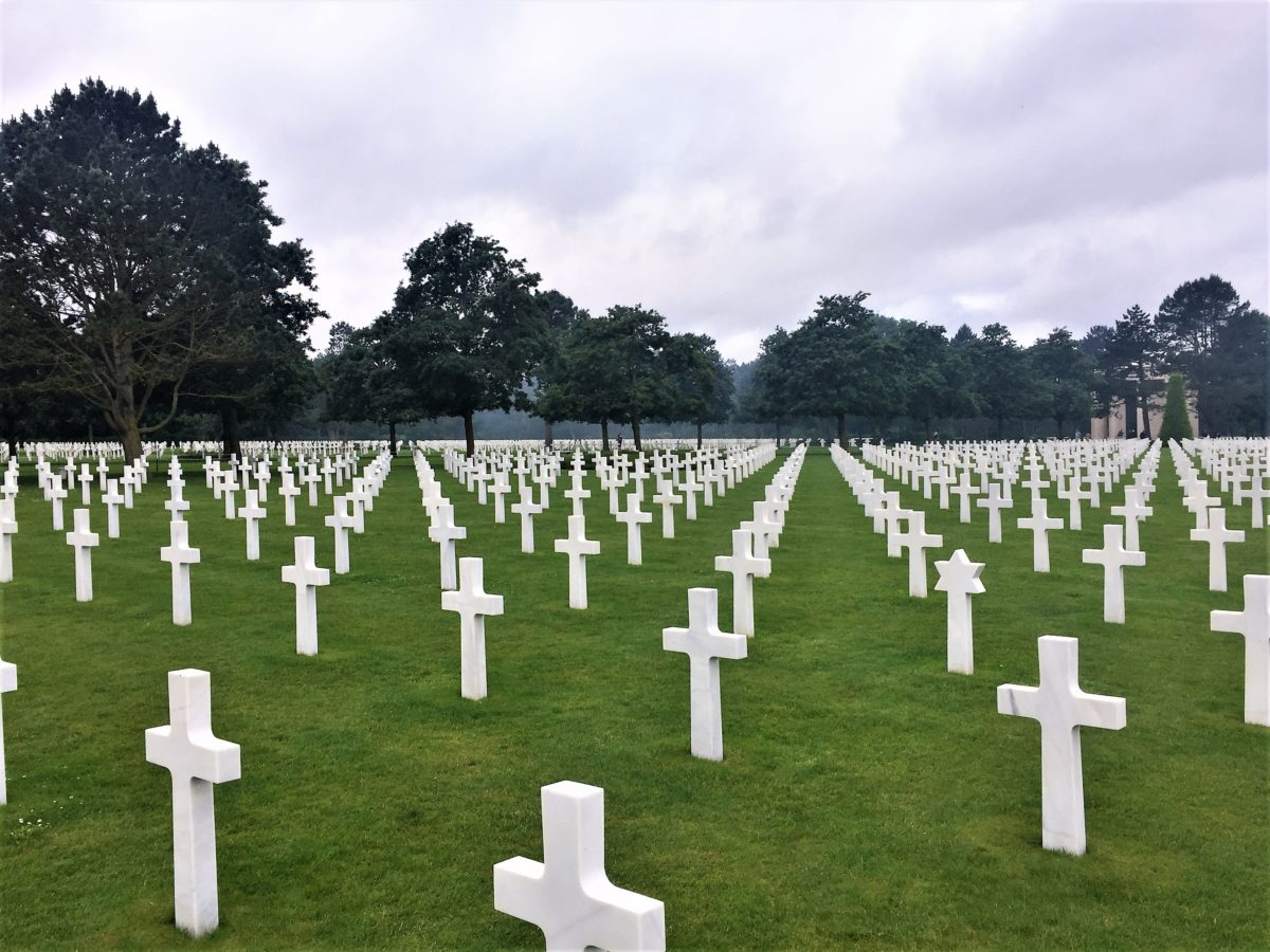 Must See–Normandy American Cemetery