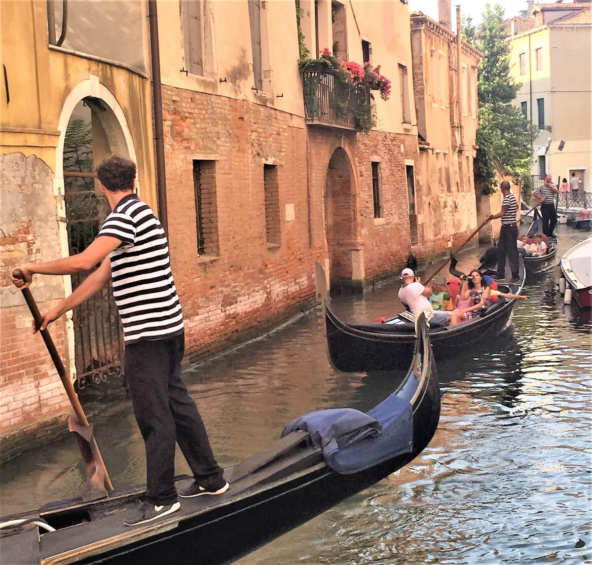 AVOID the Cruise Crowd and Enjoy Venice!!